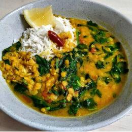 Spinach-Lentil-Dal-Recipe